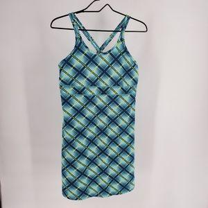 Title Nine Plaid Athletic Tennis Sleeveless Dress